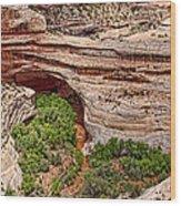 Kachina Bridge Wood Print