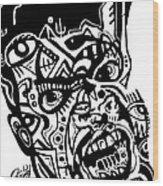 Kamoni-khem Wood Print