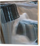 Kang Sopa Waterfall Wood Print by Arthit Somsakul