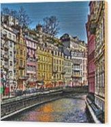Karlovy Vary - Ceska Republika Wood Print