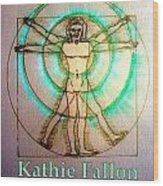 Kathie Fallon Wood Print