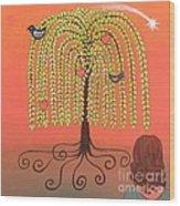 Katlyn's Wish Wood Print