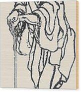 Katsushika Hokusai Wood Print