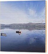 Kenmare Bay, Co Kerry, Ireland Wood Print
