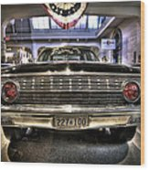 Kennedy Limo Wood Print