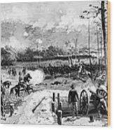 Kennesaw Mountain, 1864 Wood Print