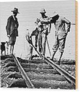 Kenya-uganda Railway 1901 Wood Print