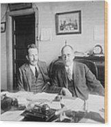 Kermit Roosevelt 1889-1943, Son Wood Print