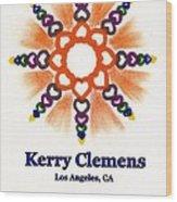 Kerry Clemens Wood Print