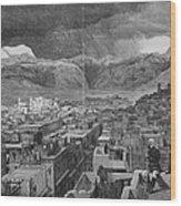 Khyber Pass Wood Print