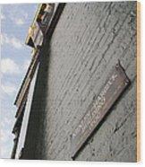 Kienlen-harbeck Building 1900 Wood Print