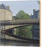 Kilkenny Castle, Kilkenny, Co Kilkenny Wood Print
