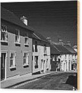 Killala Irish Village County Mayo Ireland Wood Print
