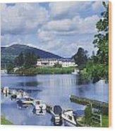 Killaloe, County Clare, Ireland Wood Print