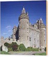 Killyleagh Castle, Co. Down, Ireland Wood Print
