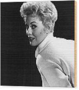 Kim Novak, 1955 Wood Print