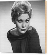 Kim Novak, Columbia Pictures, 1956 Wood Print