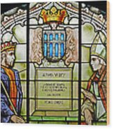King Alfonso Vi ... Wood Print