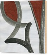Kingdom Of Man Wood Print