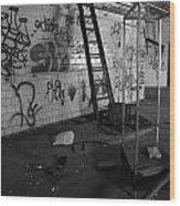 Kings Ladder Wood Print