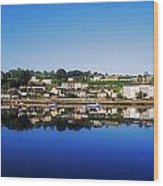 Kinsale, Co Cork, Ireland Wood Print
