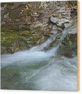 Kirwin Creek Wood Print