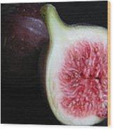 Kitchen - Garden - Forbidden Fruit Wood Print