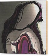 Kleine Madonna Wood Print