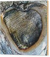 Knot Love Wood Print