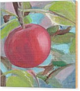 Kogyoku Apple Wood Print