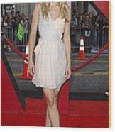 Kristen Bell Wearing A Dress By J Wood Print by Everett