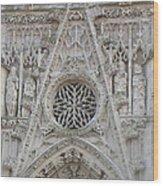 la Chapelle du Saint Esprit Wood Print