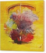 La Danza Dei Colori Wood Print