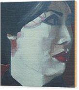 La Diavolina Wood Print