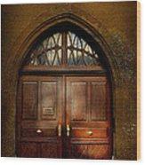 La Porte Wood Print