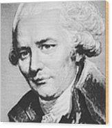 Laclos (1741-1803) Wood Print