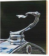 Lady Cadillac 1931 Wood Print