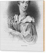 Lady Caroline Lamb Wood Print