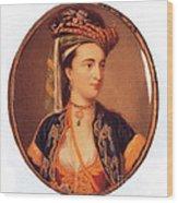 Lady Mary Wortley Montagu Wood Print