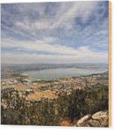 Lake Elsinore 1 Wood Print