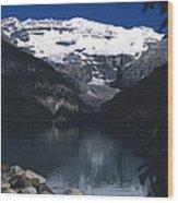 Lake Louise II Wood Print