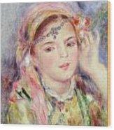 L'algerienne Wood Print