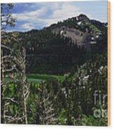 Landscape - Carson Pass 1 Wood Print