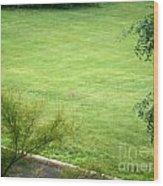 Landscape 2 East Windsor Wood Print