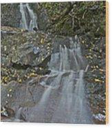 Laurel Falls 6239 8 Wood Print