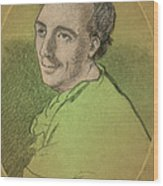 Laurence Eusden, English Poet Laureate Wood Print