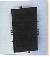 Lavablock Wood Print