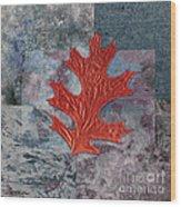 Leaf Life 01 - T01b Wood Print