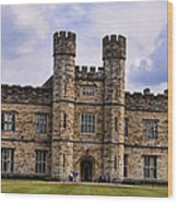 Leeds Castle Wood Print