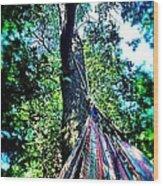 Leisure Wood Print
